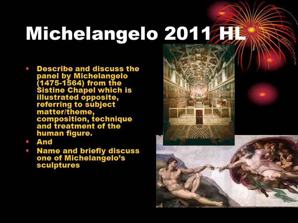 Michelangelo 2011 HL