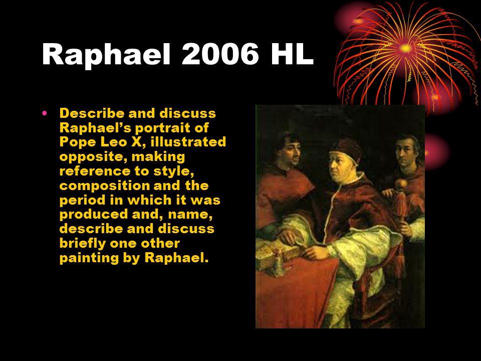 Raphael 2006 HL
