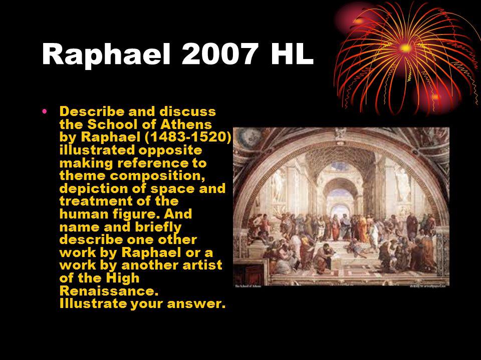 Raphael 2007 HL