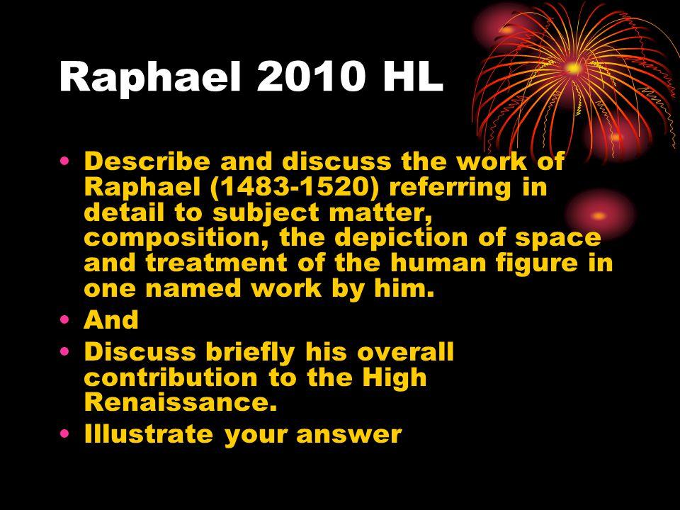 Raphael 2010 HL