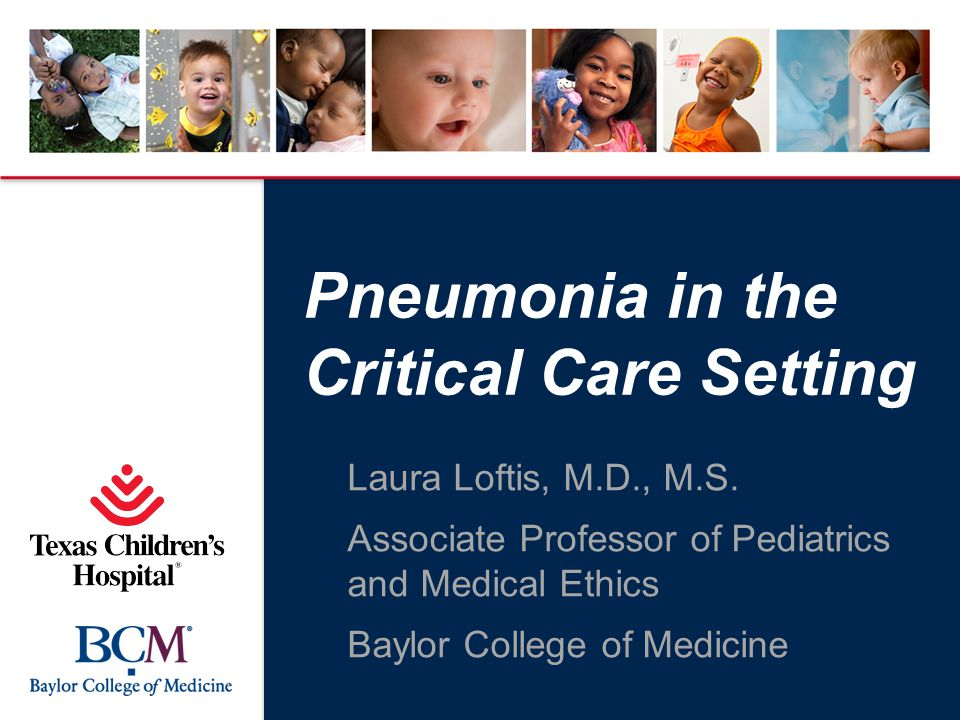 Objectives 1. To review diagnostic criteria for pneumonia