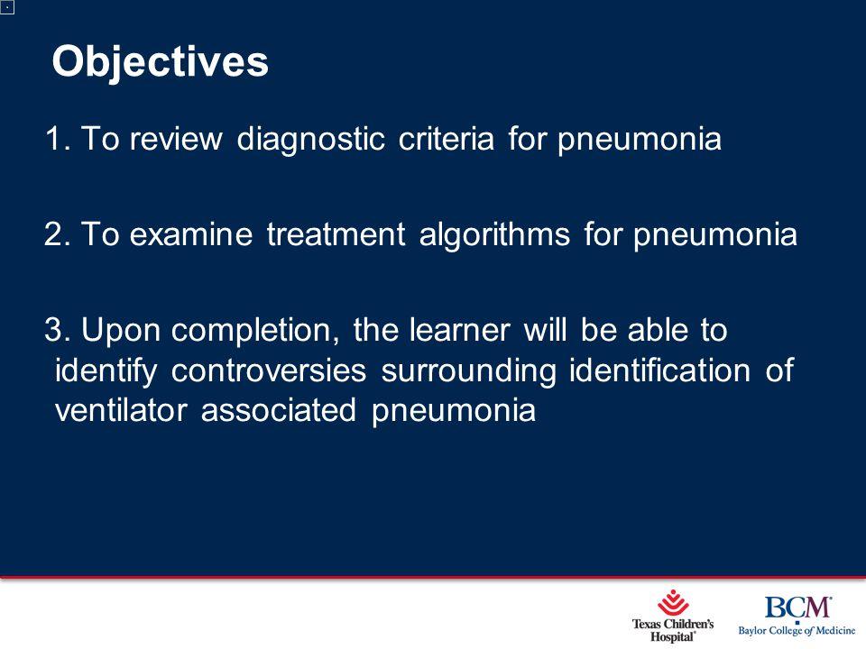 Categories of pneumonia