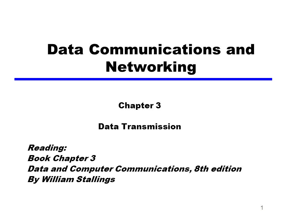 data communication and networking concepts pdf