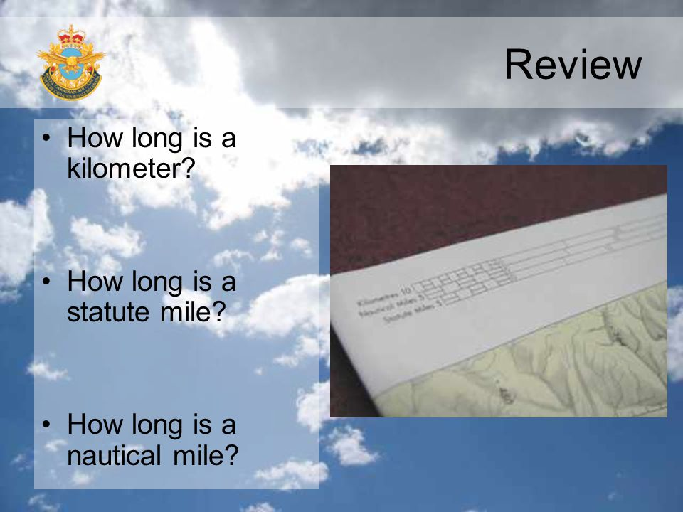 Review How long is a kilometer How long is a statute mile