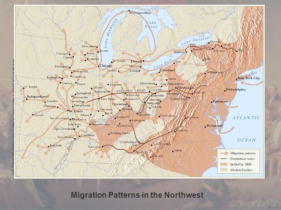 Migration Patterns in the Northwest