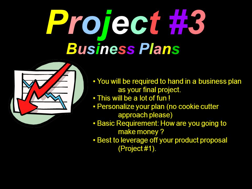 Project #3 Business Plans