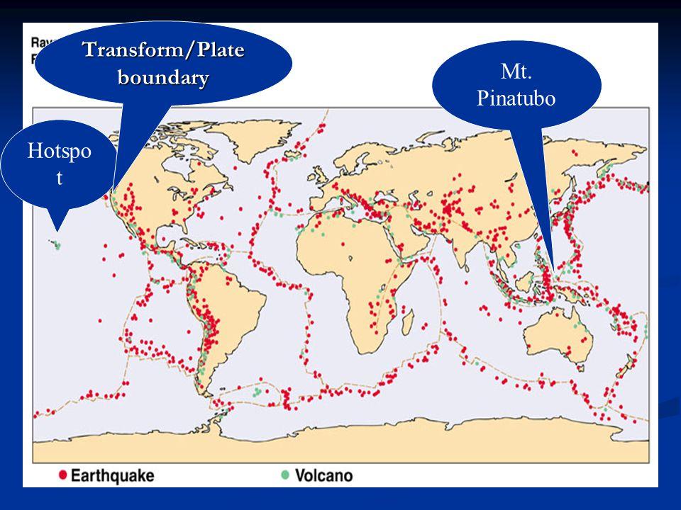 Transform/Plate boundary