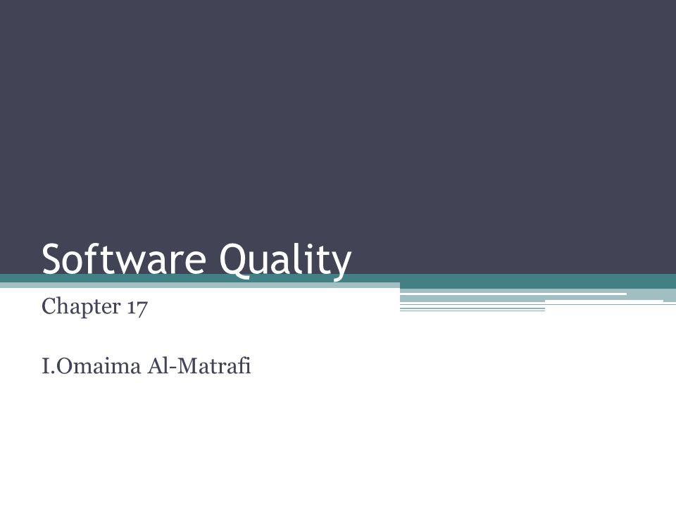 Chapter 17 I.Omaima Al-Matrafi