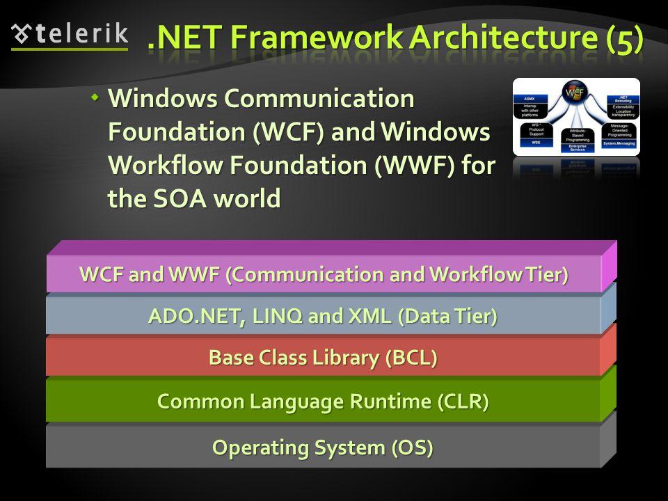 .NET Framework Architecture (5)