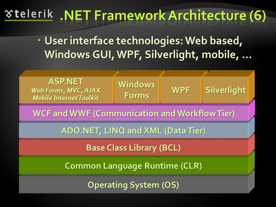 .NET Framework Architecture (6)