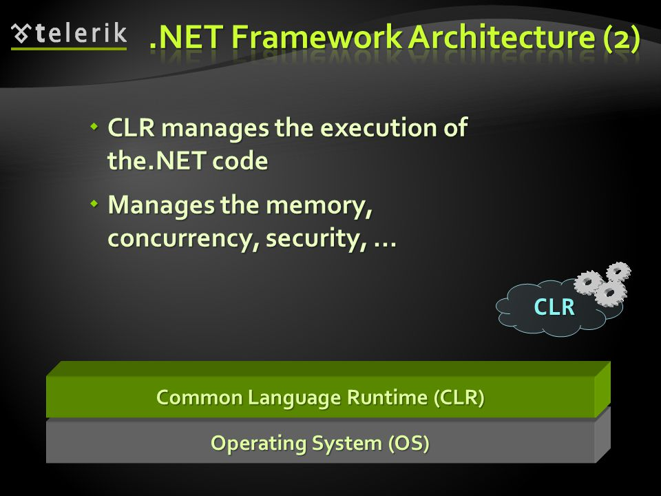 .NET Framework Architecture (2)