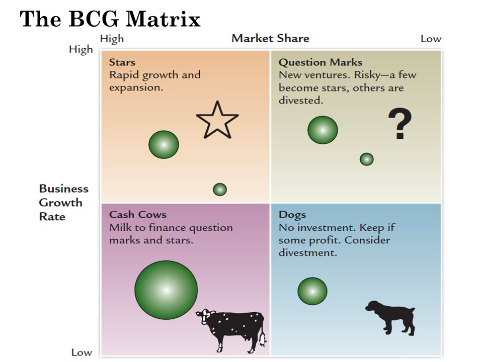 The BCG Matrix