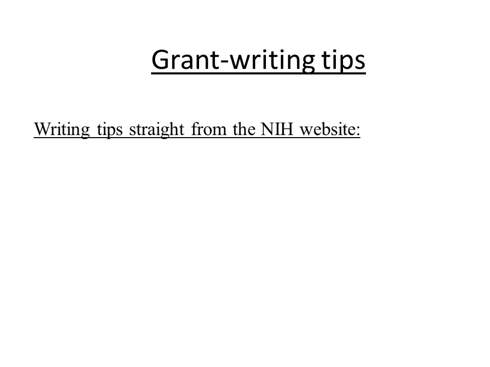 "grant writing help Task forces will assist and help to sustain the grant based on objective research (see this funding centre help sheet for more details ""writing a grant is like."