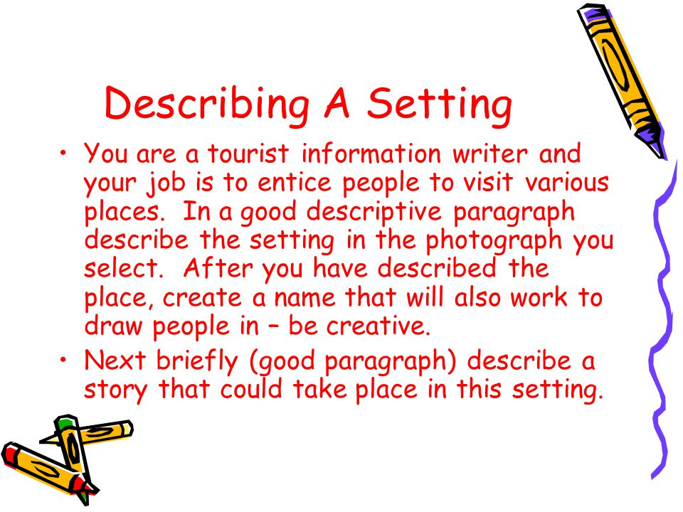 descriptive setting paragraph This topic gives you step-by-step instructions to make your word documents accessible to people with disabilities.