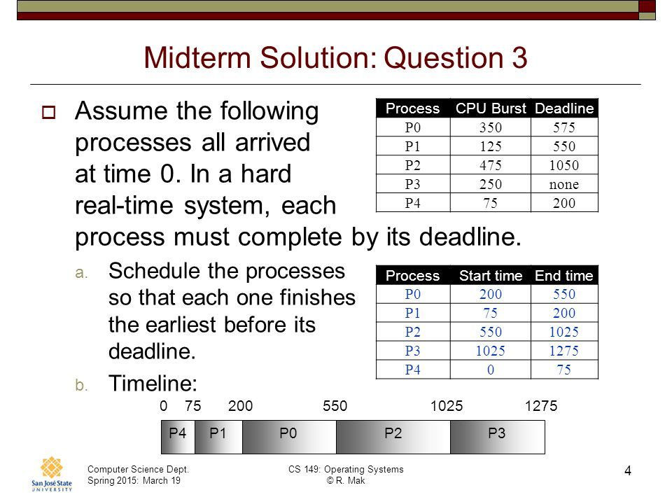 Midterm Solution: Question 3