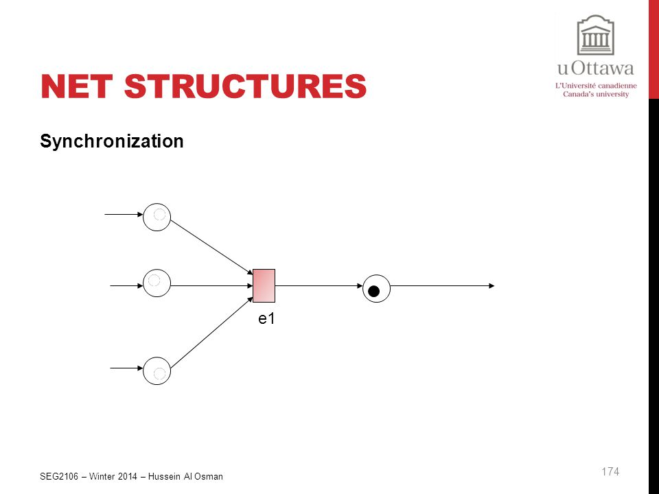 Net Structures Synchronization e1