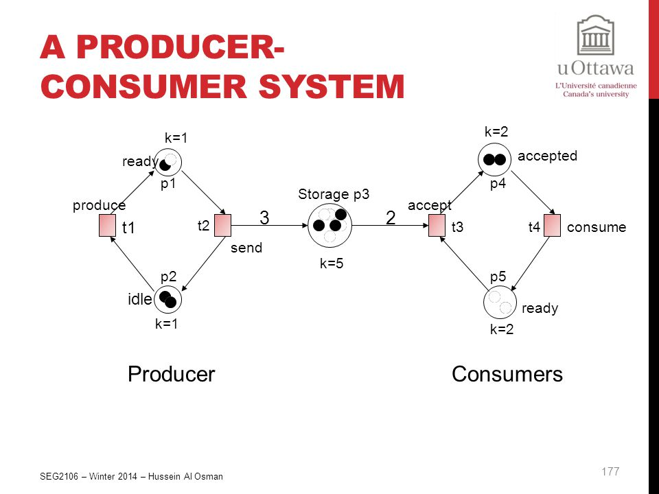 A Producer-Consumer System