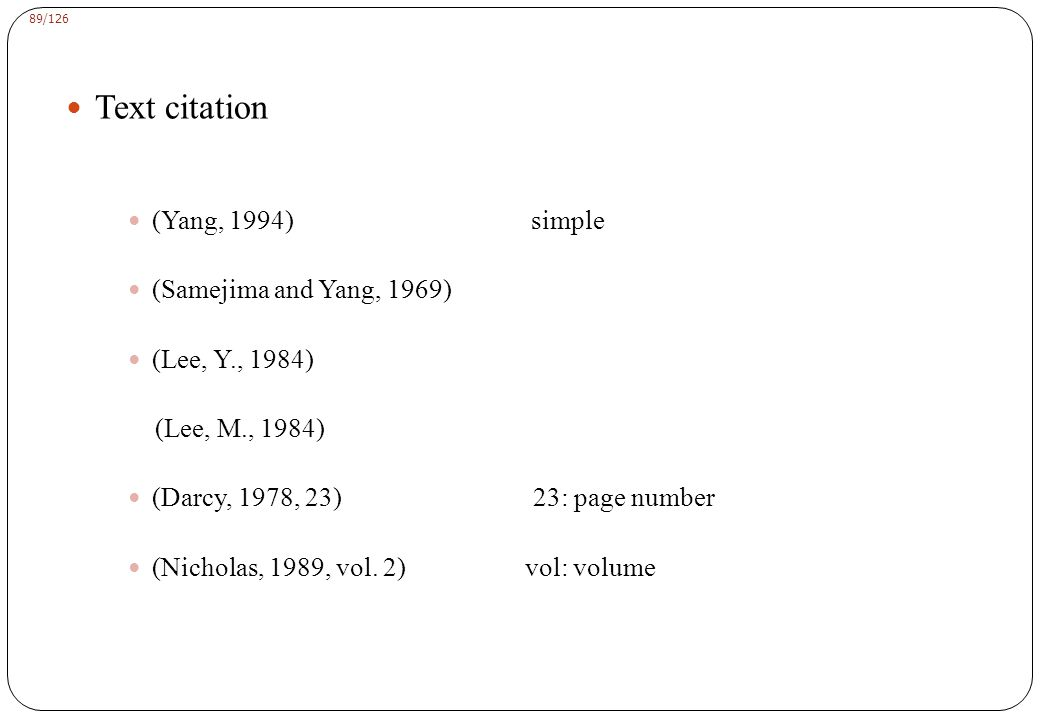 (Chen et al., 1972, 1974) additional references by the same authors