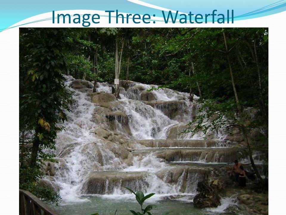 Image Three: Waterfall