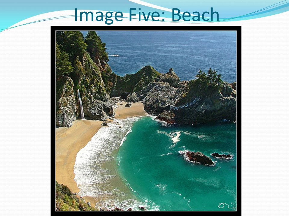 Image Five: Beach