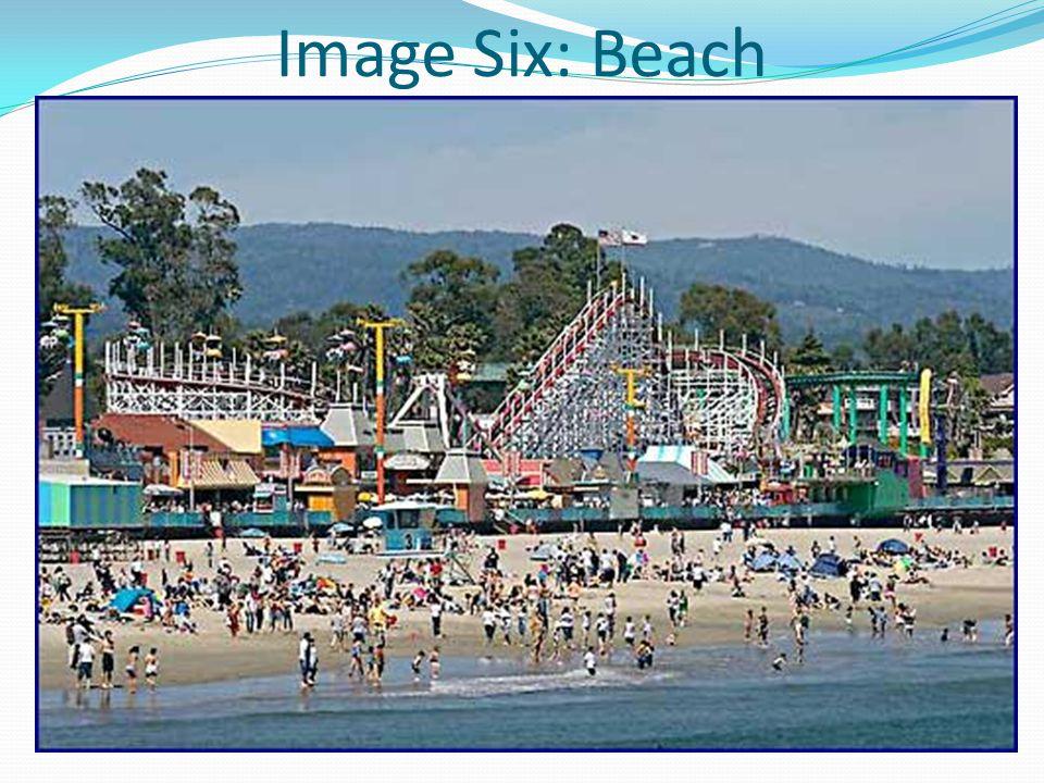 Image Six: Beach