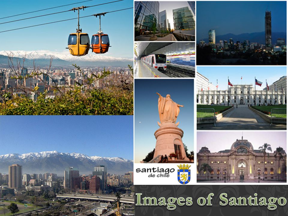 Images of Santiago
