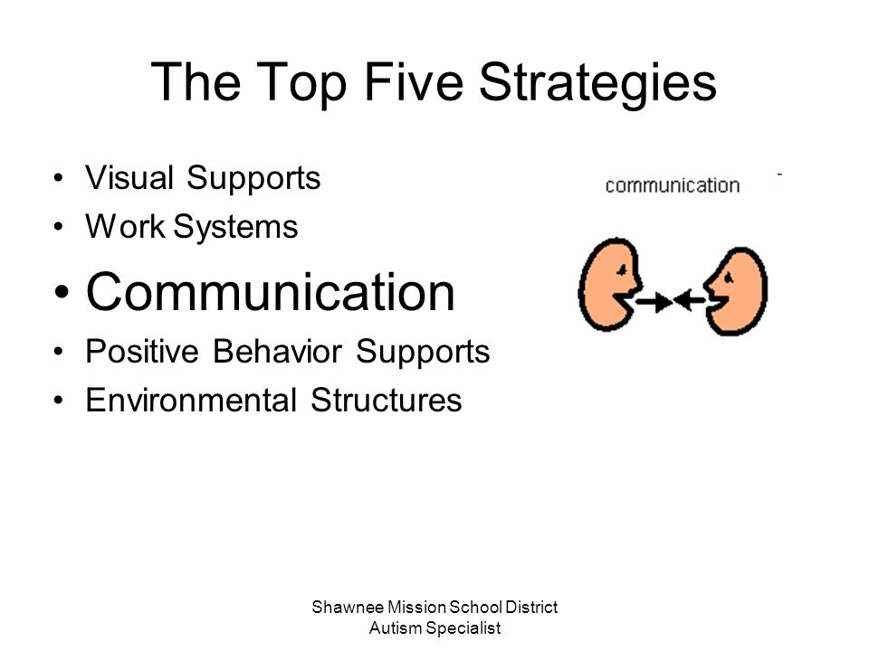 The Top Five Strategies
