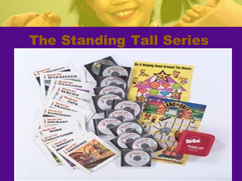 The Standing Tall Series