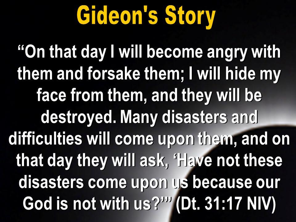 Gideon s Story