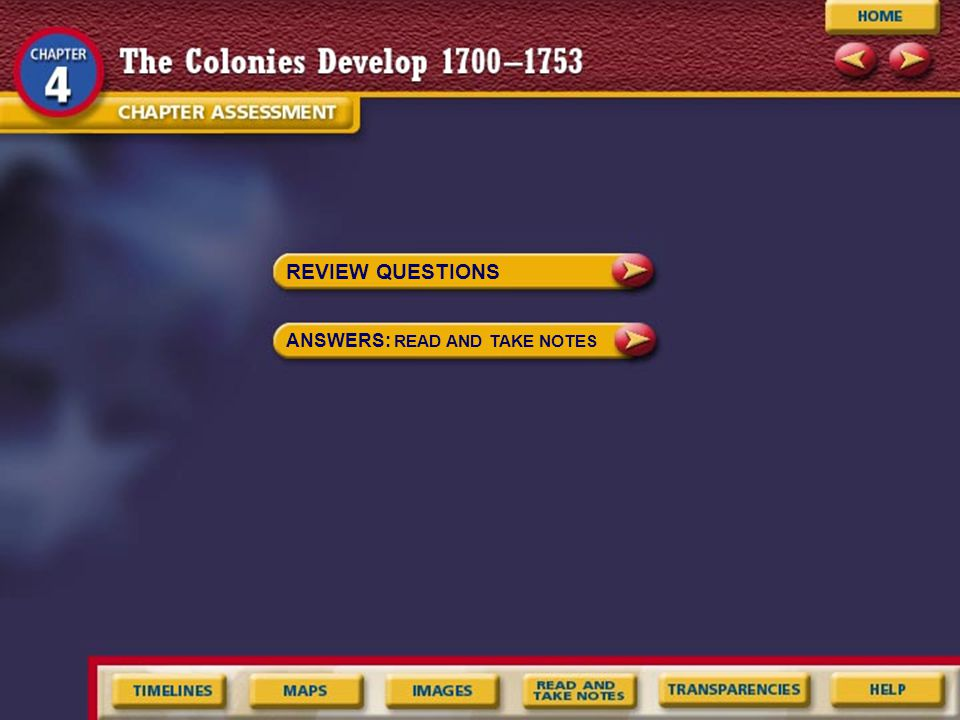 REVIEW QUESTIONS ANSWERS: READ AND TAKE NOTES