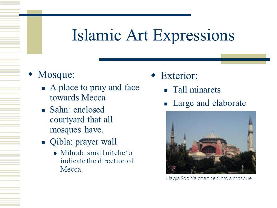 Islamic Art Expressions