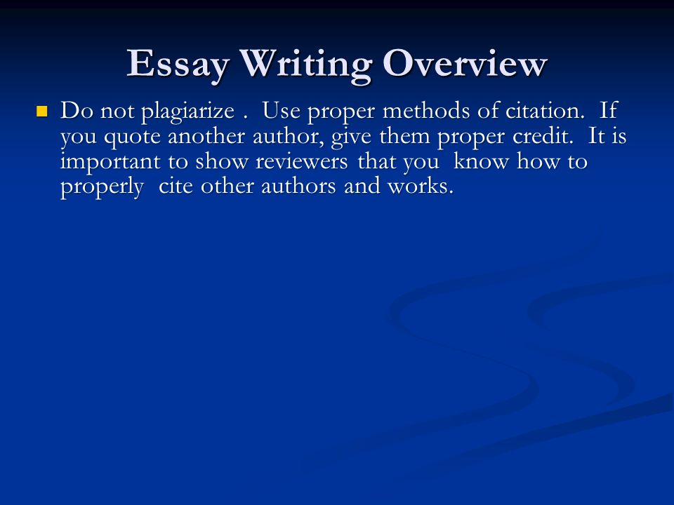 give author credit essay Stuck on your essay  to acknowledge and give credit to the sources of words, ideas, diagrams,  do not type author on one line,.