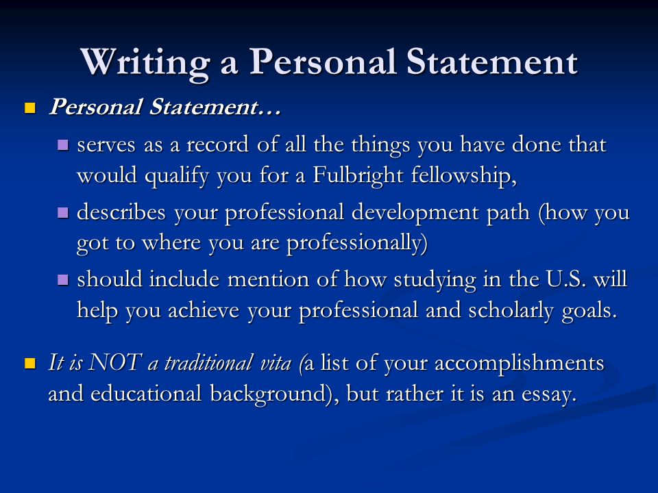 31 Physician Assistant Personal Statement Examples