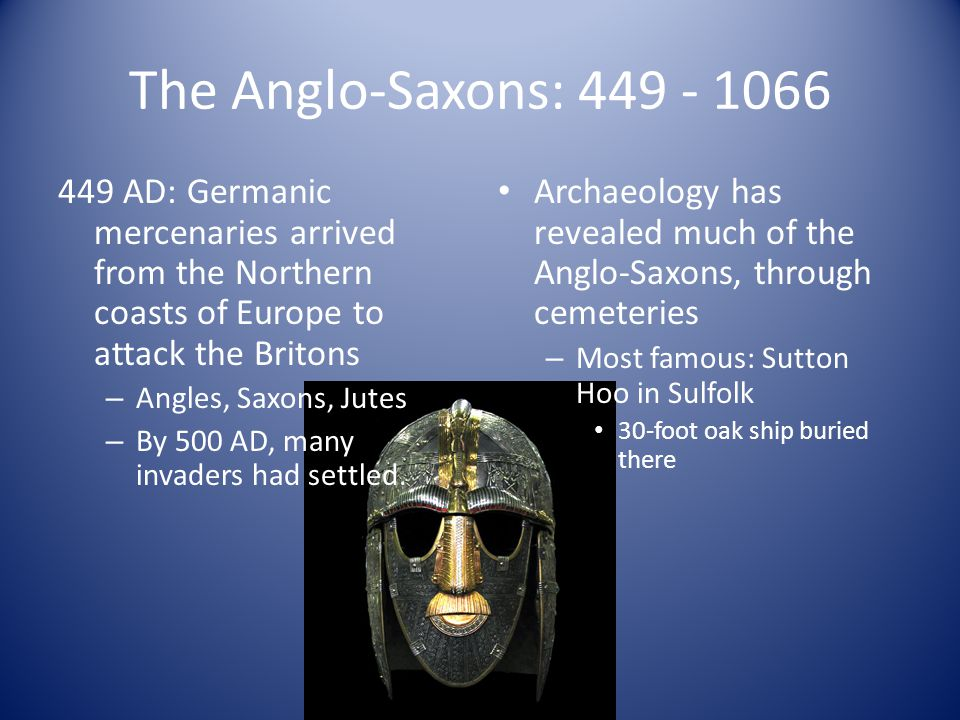 Map of Anglo Saxon Kingdoms
