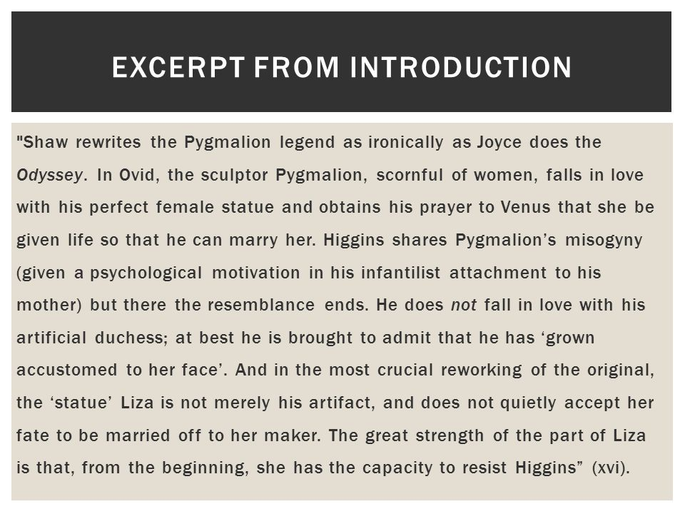 Excerpt from introduction