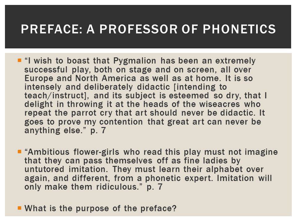 Preface: a professor of phonetics
