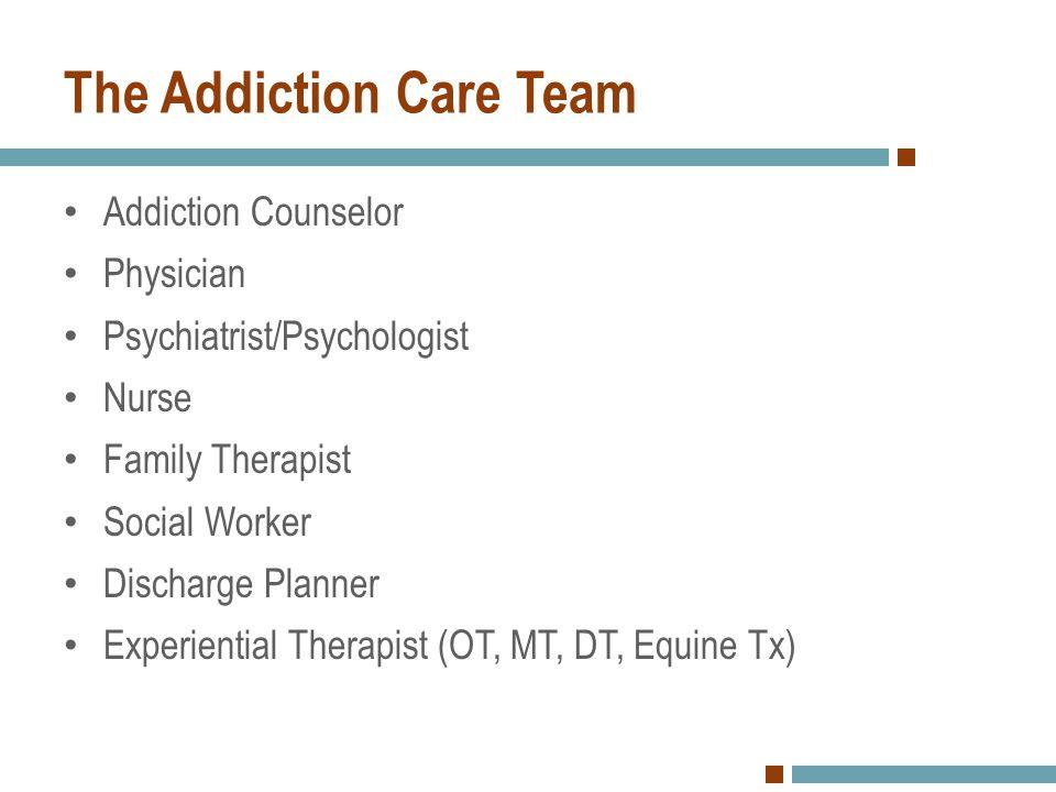 The Addiction Care Team