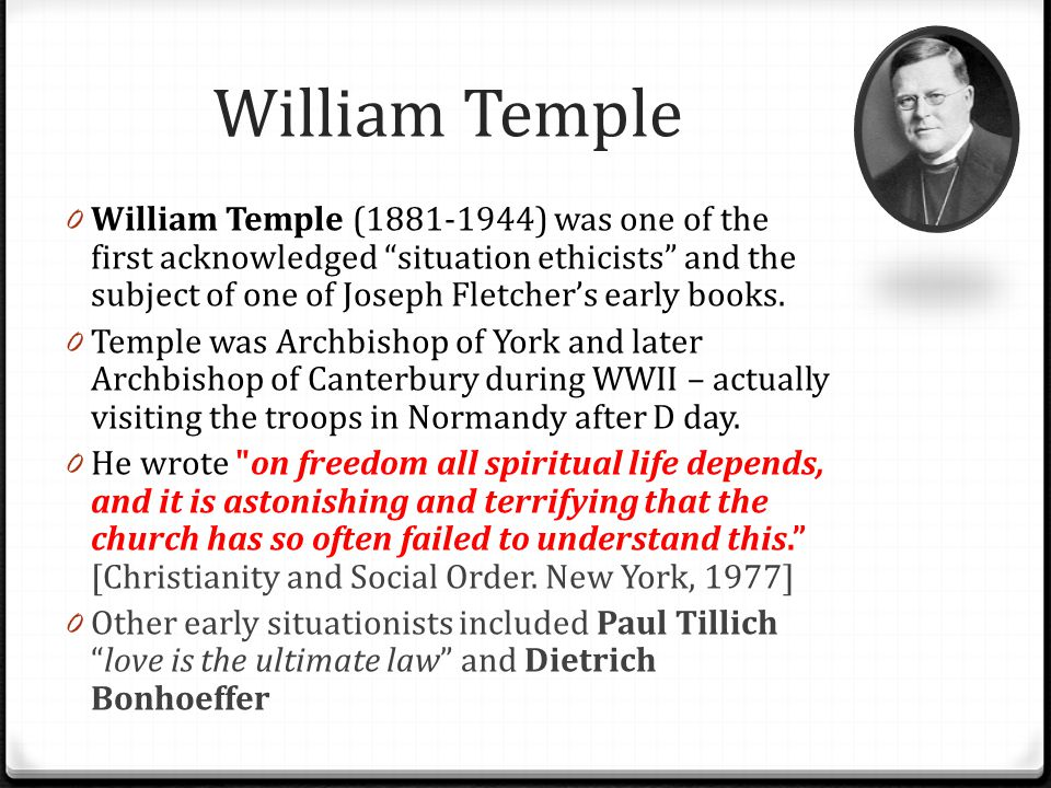 William Temple