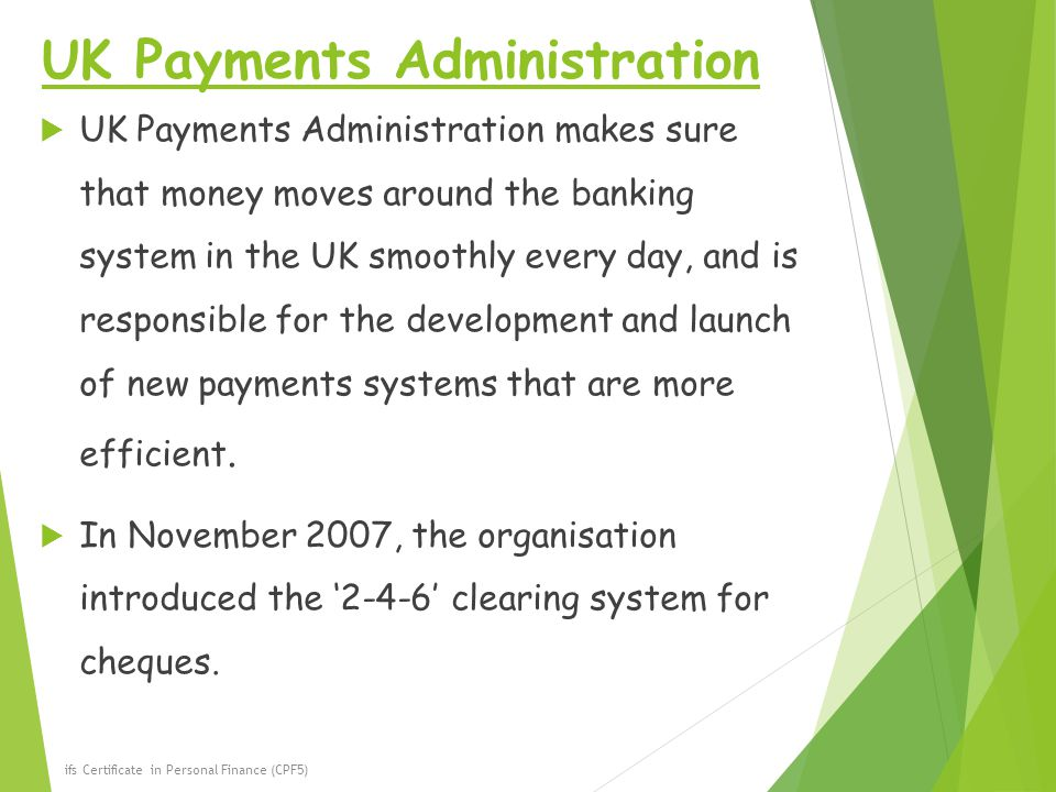 UK Payments Administration