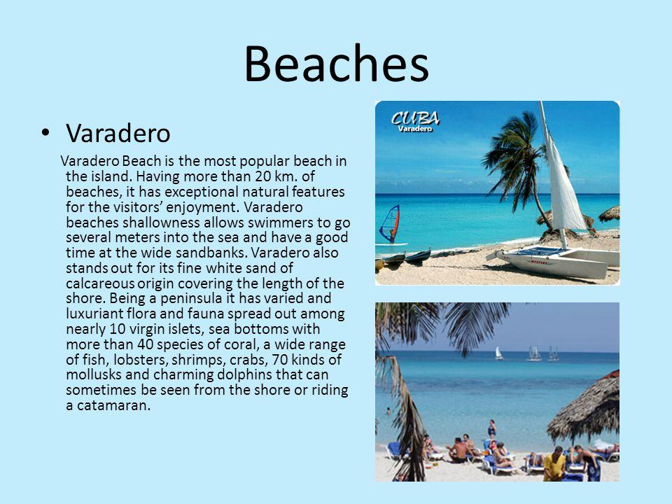 Beaches Varadero.