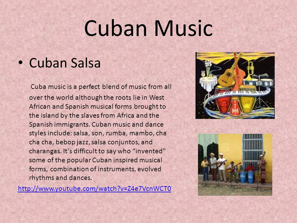 Cuban Music Cuban Salsa