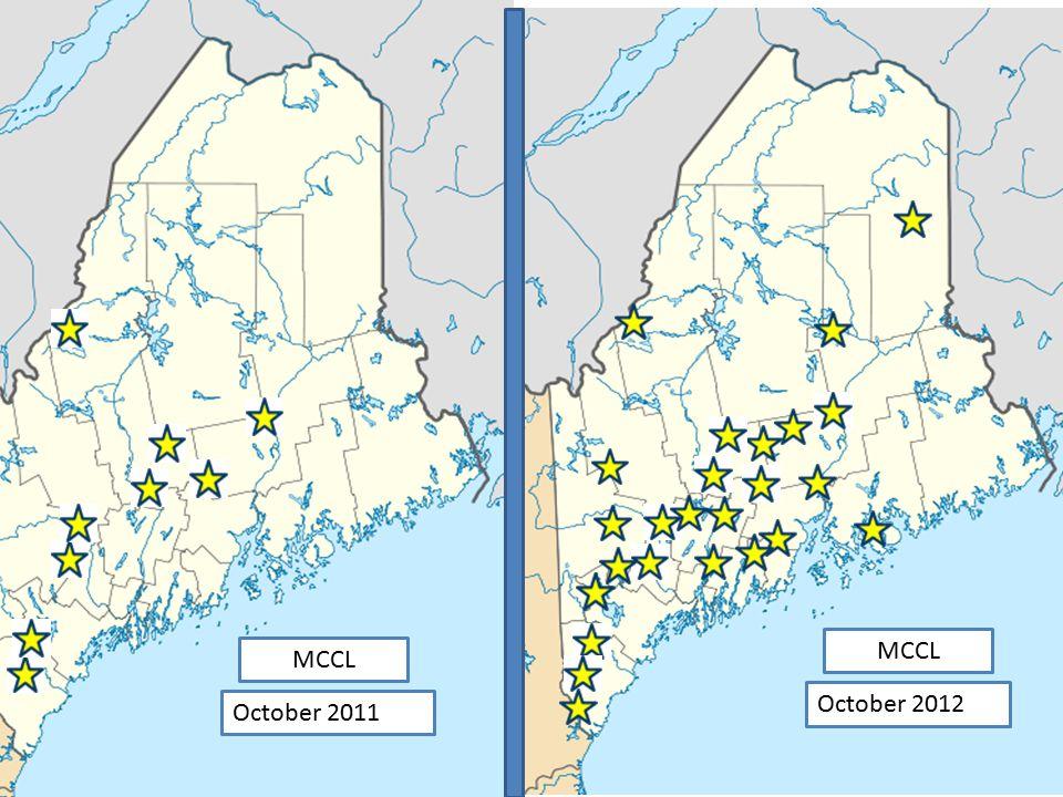 MCCL MCCL October 2012 October 2011