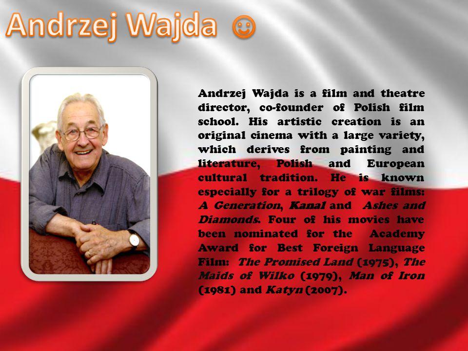 Andrzej Wajda ☺