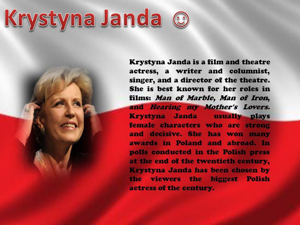 Krystyna Janda ☺