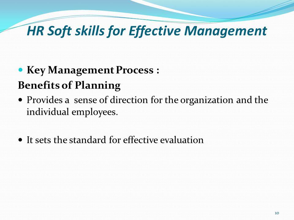 soft skills a key ingredient hr soft skills for effective management ppt
