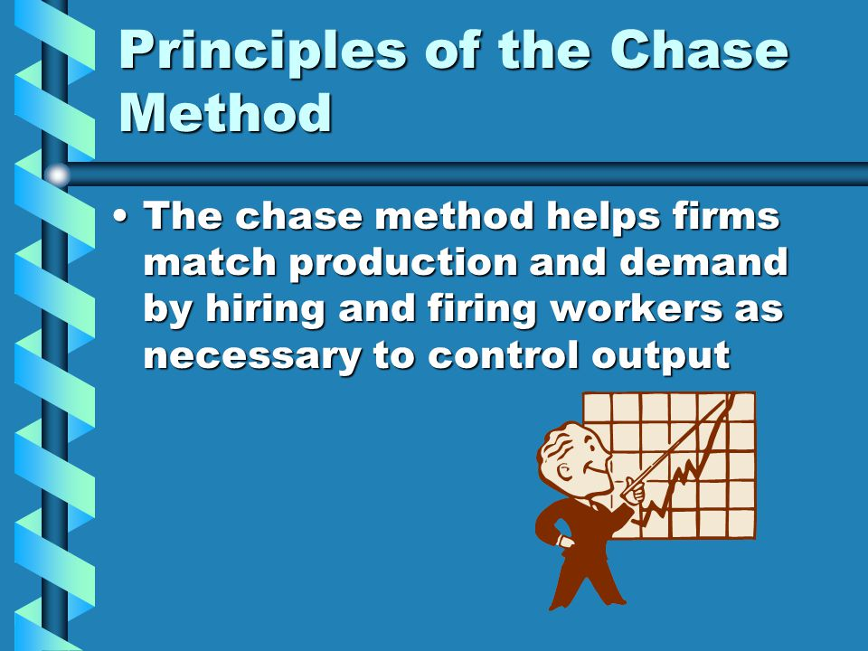 Principles of the Chase Method