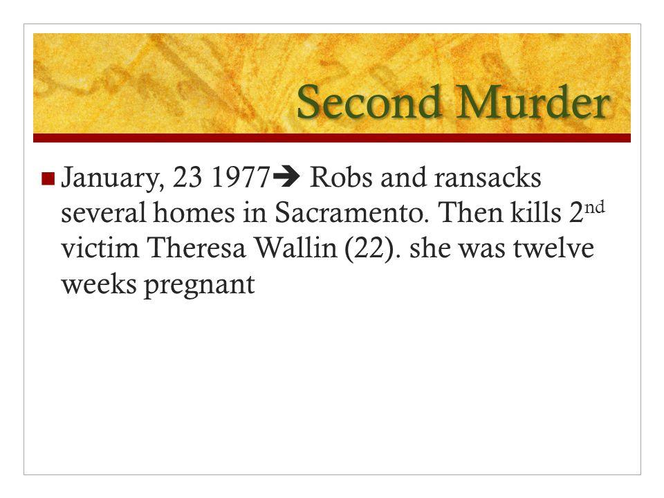 Second Murder