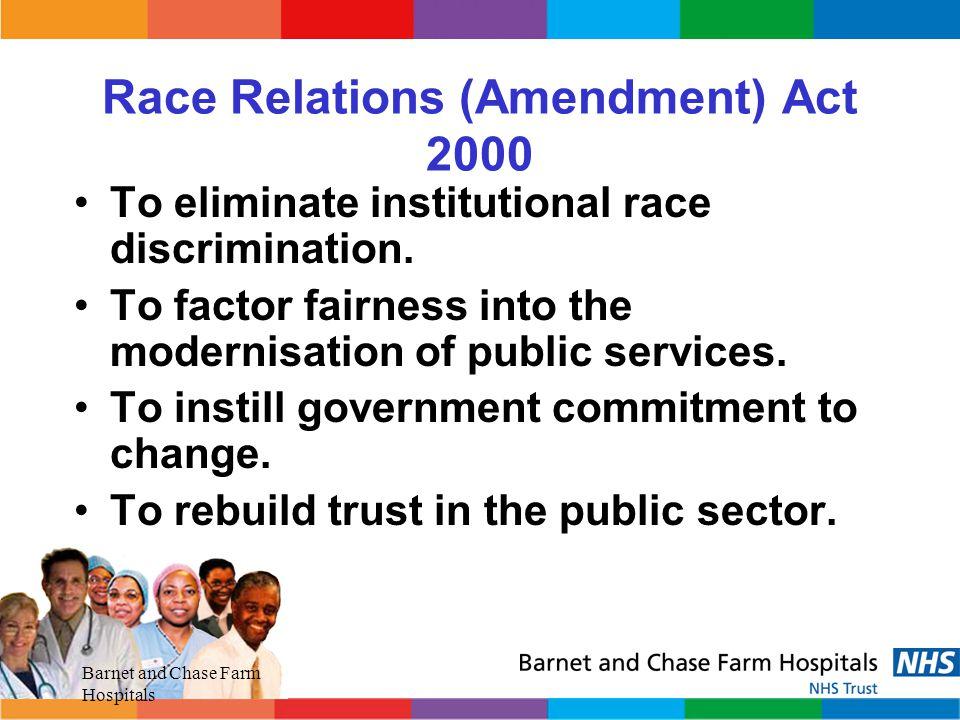 Race Relations (Amendment) Act 2000