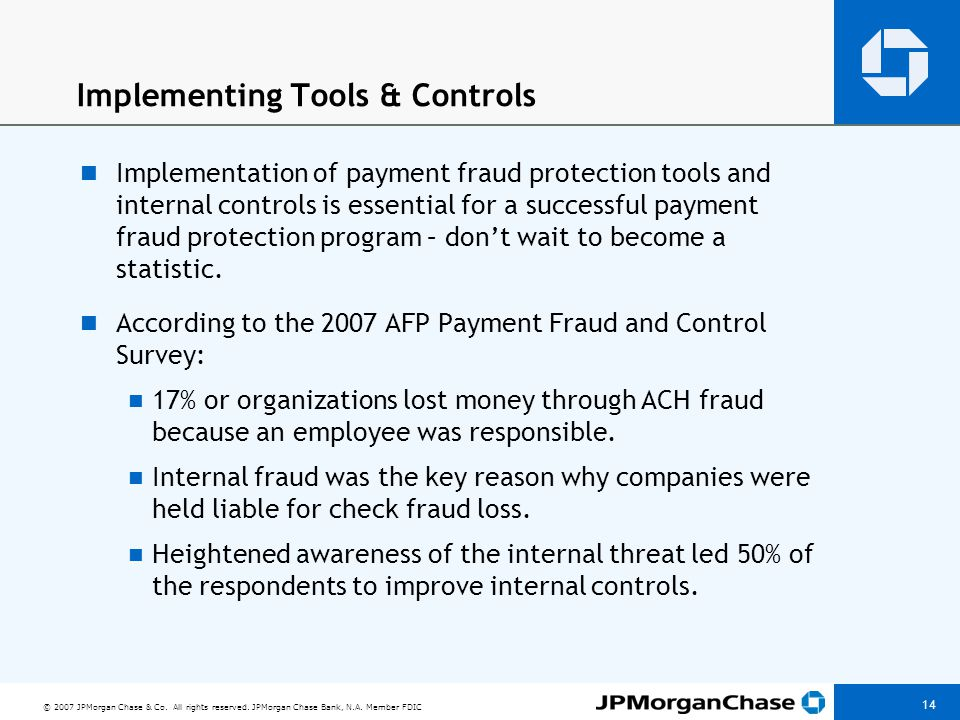 Liability for check fraud
