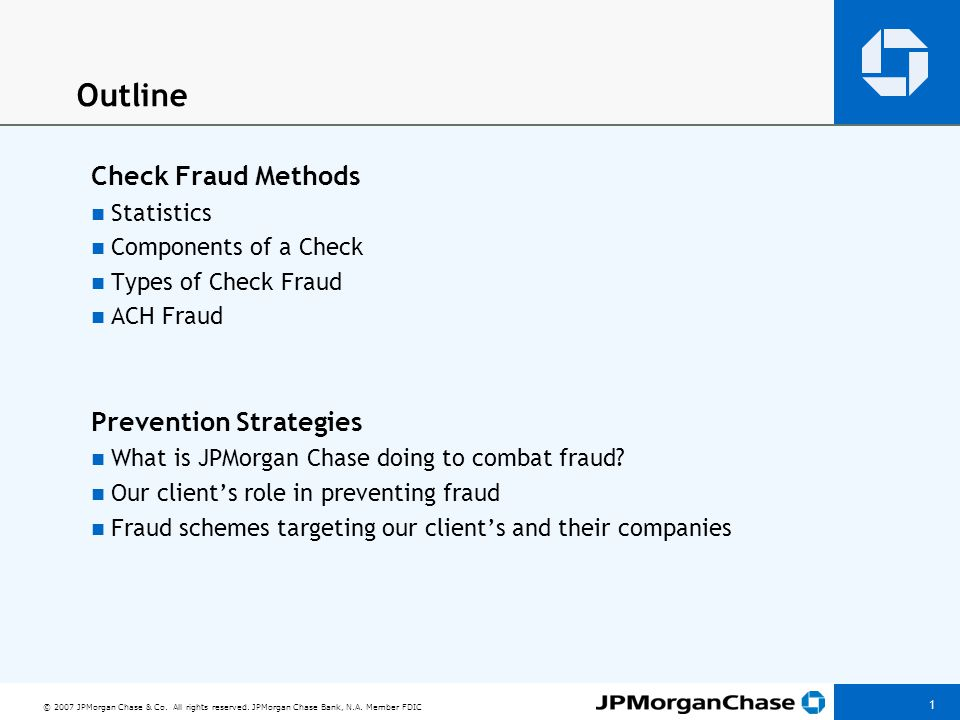 the possible methods of fraud Fraud exam 2 test 2 changes investagators can identify areas of possible fraud have opportunities to commit fraud,promising methods to use in the theft.